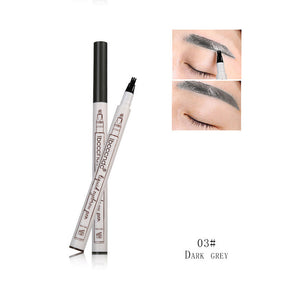 Waterproof  Microblading Liquid Eyebrow Pencil - Jeybeauty