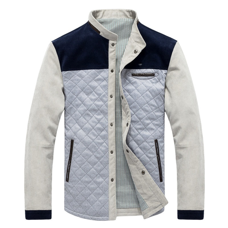 Baseball Slim Casual Mens Outerwear Coat - Jeybeauty