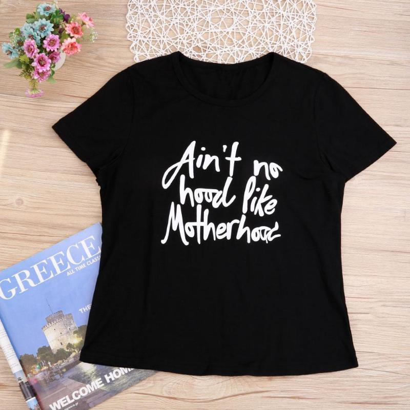 kids Parents Letter printing T-shirt - Jeybeauty