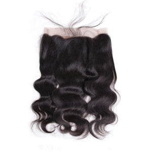 Body Wave Non Remy Bundles With 360 lace closure - Jeybeauty