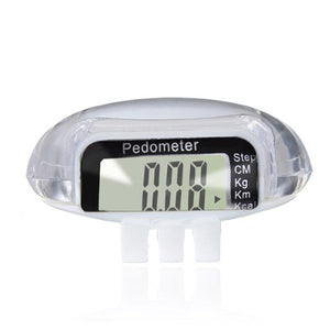 LCD Multi-function Calorie Steps Counter Pedometer - Jeybeauty