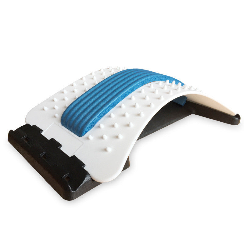 Back massage magic stretcher Spine Pain Relief Chiropractic - Jeybeauty