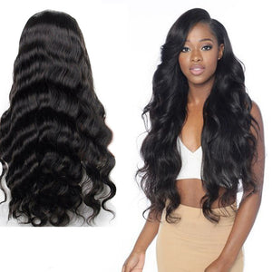"Brazilian Body Wave Virgin Hair w/ 4Pcs Closures, Human Hair Bundles with Closure, 8-26"" - Jeybeauty"