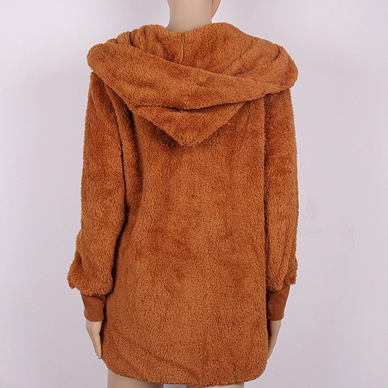 Loose Coverup Cardigan - Jeybeauty