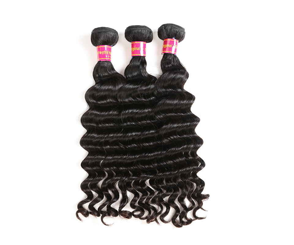 10Pcs Lot Brazilian Natural Wave 100% Human Hair Remy Hair Weave - Jeybeauty