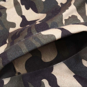 Mens Camouflage Hoodie Warm Sweater Jacket - Jeybeauty
