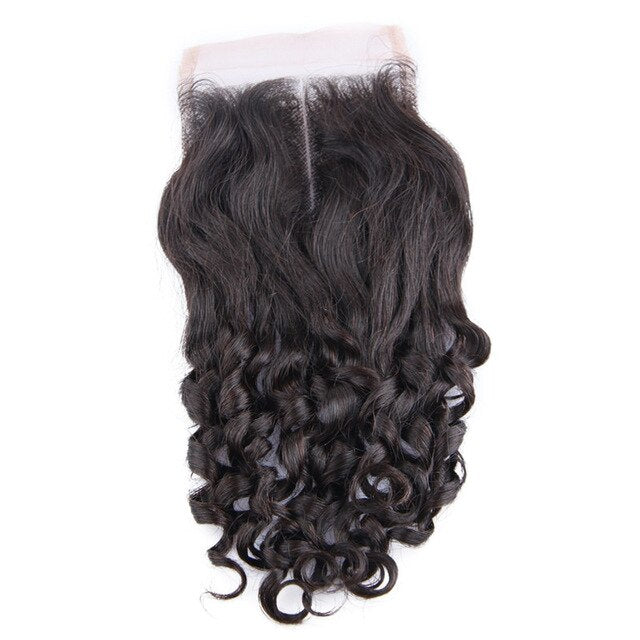 Super Double Drawn Small Kinky Curl Brazilian Hair - Jeybeauty
