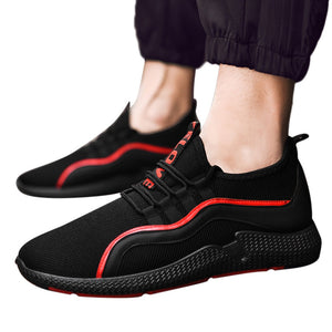 Fashion Men's Lace Up Sneakers - Jeybeauty
