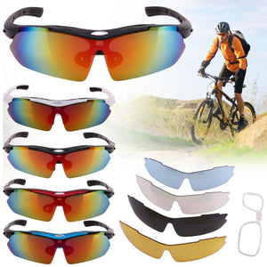 Unisex New Cycling Eyewear Lenses - Jeybeauty