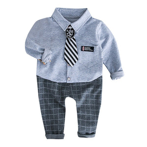 Baby Boys Gentleman Outfits Set - Jeybeauty