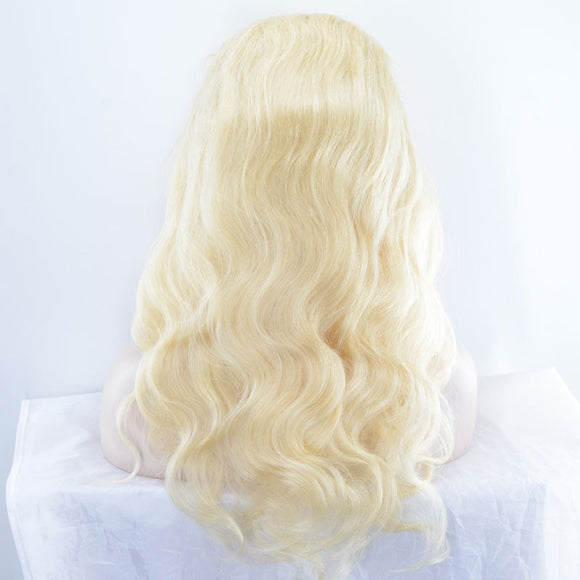 Platinum Honey  Blonde Peruvian Wiig - Jeybeauty