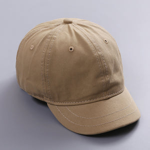 High Quality Unisex Short brim Cap - Jeybeauty