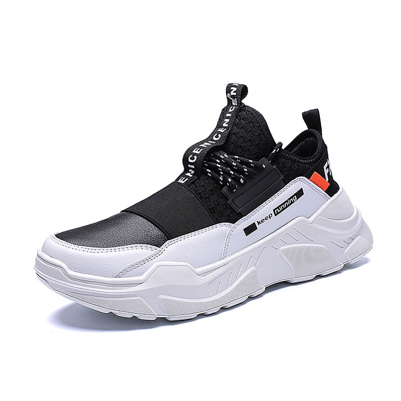 High Quality  Lace-up Men Sneakers - Jeybeauty