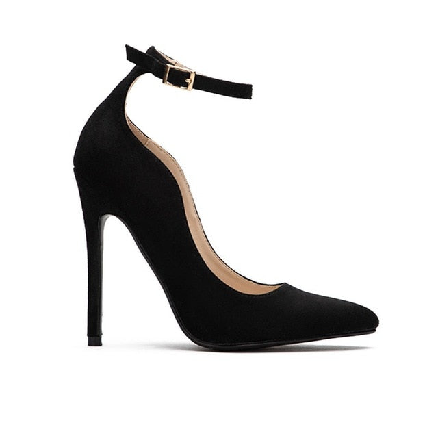 Classic pumps stiletto shoe - Jeybeauty