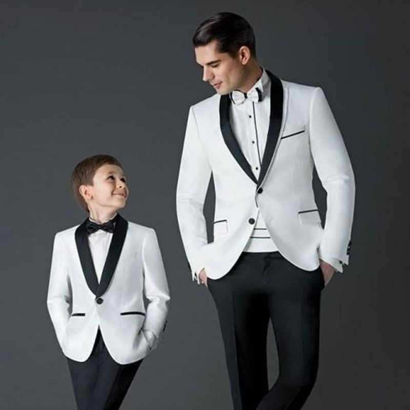 Suits blazers for boys (Jacket+Pants+Tie ) - Jeybeauty