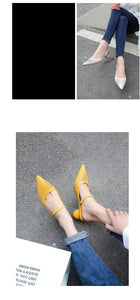 pumps lady hollow out shoes - Jeybeauty