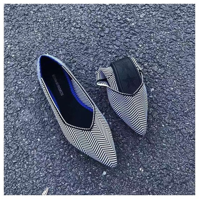 High quality Women Flats Shoes - Jeybeauty