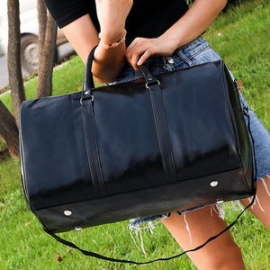 High Quality Men LeatherTravel Bag - Jeybeauty