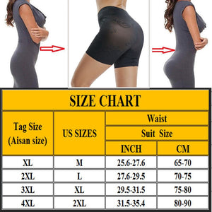 Women Breathable Lift-hip Panties Body Shaper - Jeybeauty