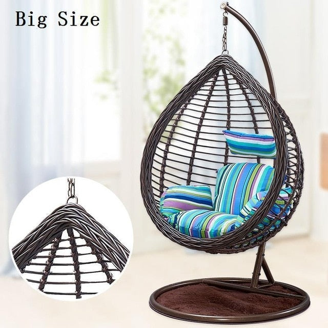 Classic Swing Hanging garden Furniture - Jeybeauty