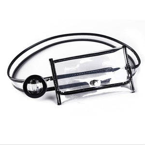 Waist Bag PVC Jelly Waterproof - Jeybeauty