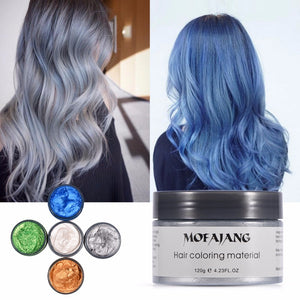 Hair Color Styling Promades Wax - Jeybeauty