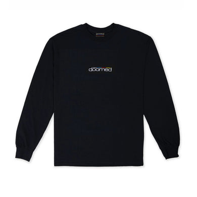 Doomerton Long Sleeve Black