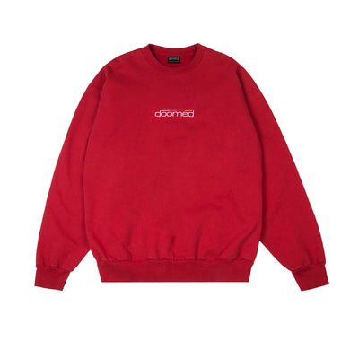 Doomerton Sweater Red