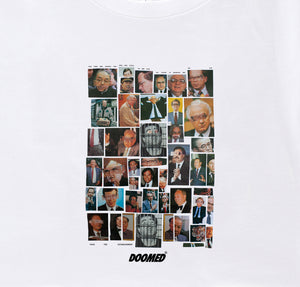 Establishment Tee White