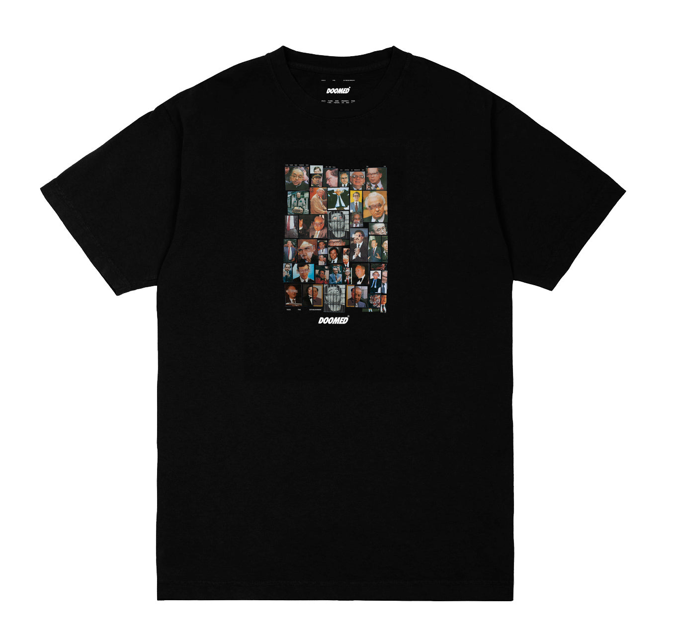 Establishment Tee Black