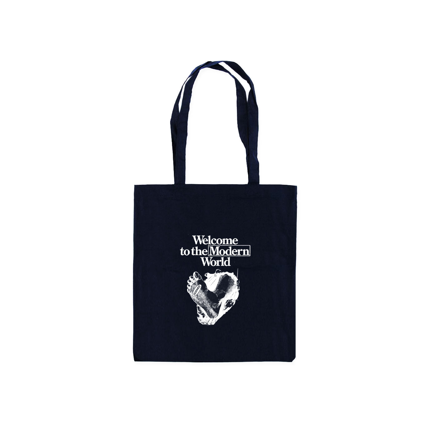 Modern World Tote Bag