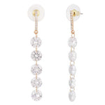 Steorra Jewels Antique Style Lady Earings with Crystal Beads for Women and Girls - Steorra Jewels