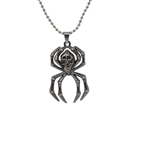 Steorra jewels Silver Spider Pendant Design Men Jewelry - Steorra Jewels
