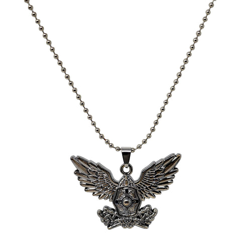 Steorra jewels Silver Plated Wings Style Design Pendant Jewelry - Steorra Jewels