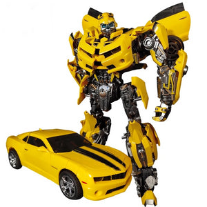 11'' Transformer Bumblebee Figure Toy