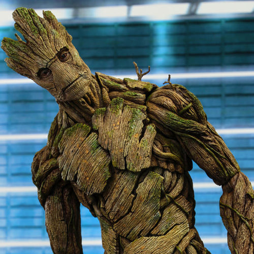 15'' Groot in Guardians of The Galaxy Tree Man Avengers Action Figure Toys