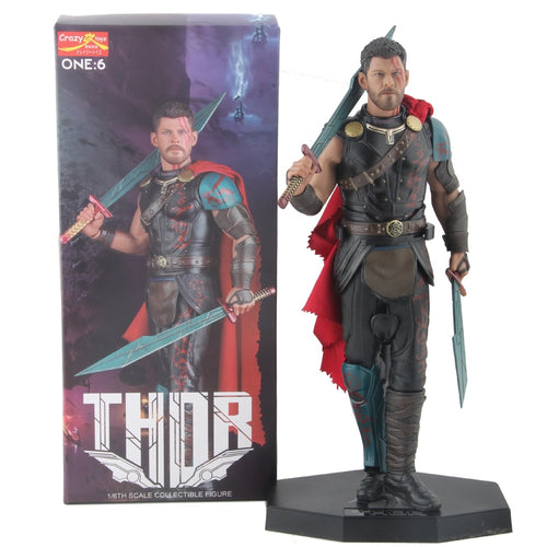 12'' Thor Action Figures 1/6