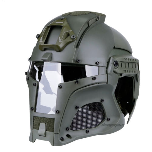 Airsoft Paintball Helmet
