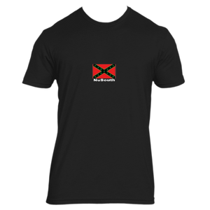 NuSouth Black Next Level T-Shirt