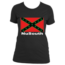 Load image into Gallery viewer, NuSouth For the Sons and Daughters Black Women's Next Level T-Shirt