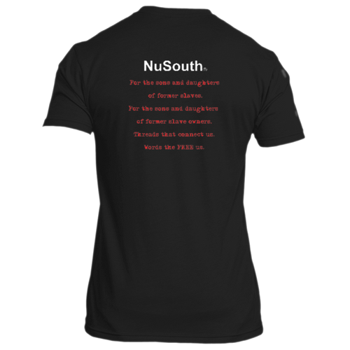 NuSouth For the Sons and Daughters Black Next Level T-Shirt