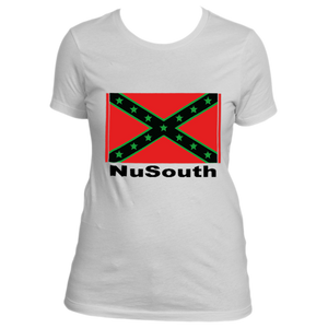 NuSouth For the Sons and Daughters White Women's Next Level T-Shirt
