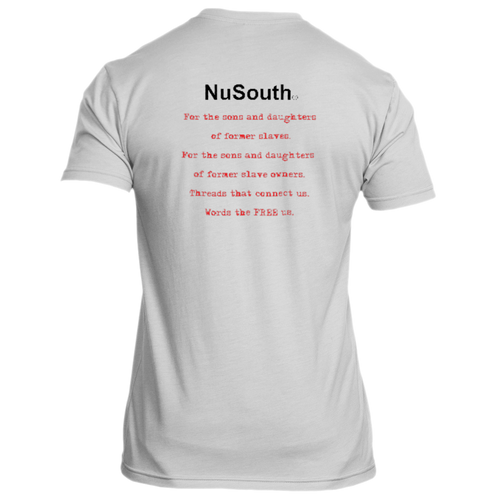 NuSouth For the Sons and Daughters White Next Level T-Shirt