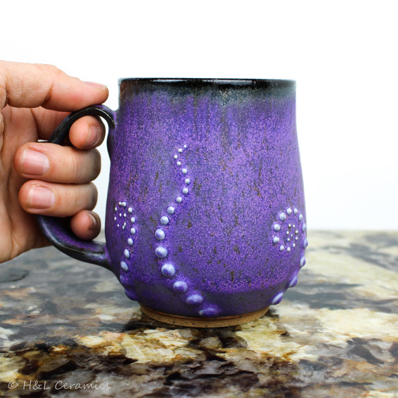 From the Deep Tentacle Mug - G