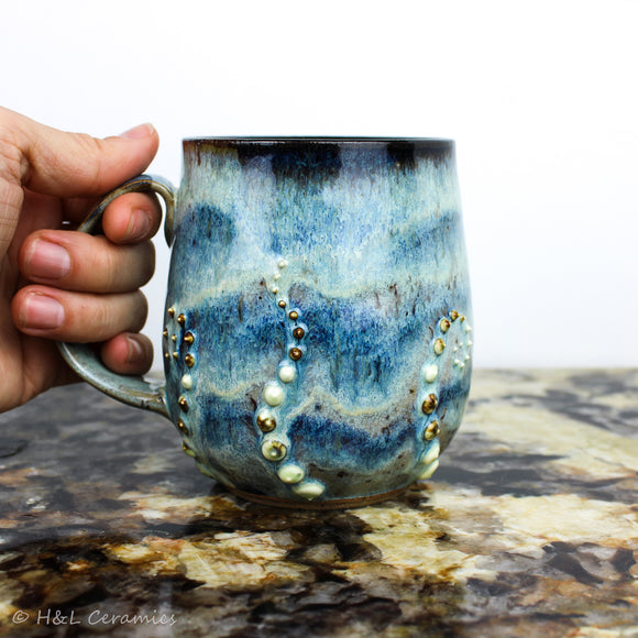 From the Deep Tentacle Mug - D
