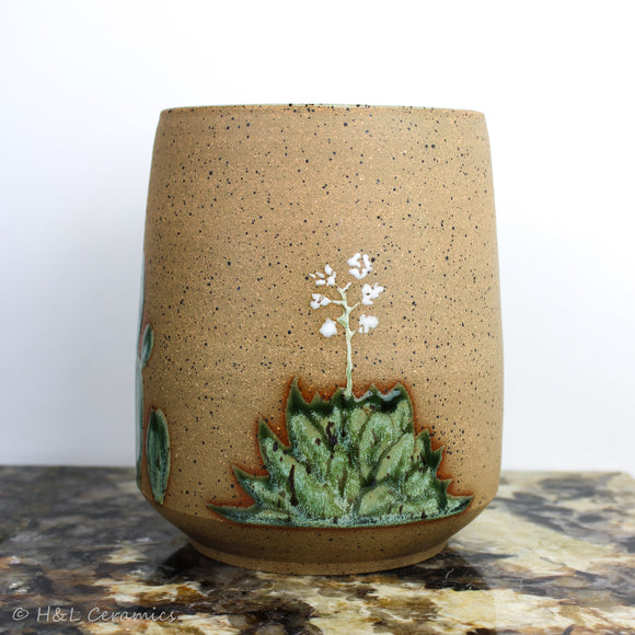 Cactus Collection Vase