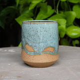Barrier Island Shoreline Mug - A