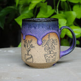 Botanical Collection Mug - C