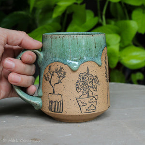 Botanical Collection Mug - B