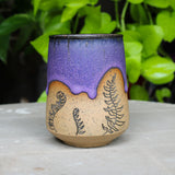 Botanical Christmas Fern Mug - E